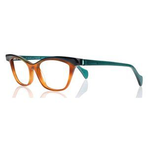New Face a Face Blonde Tort Eyeglasses